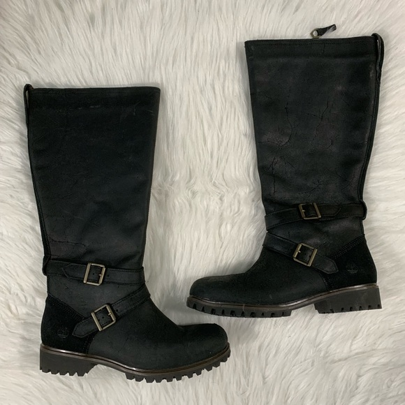 men/man outlet store sale official site Timberland Wheelwright Waterproof Boots WIDE CALF NWT